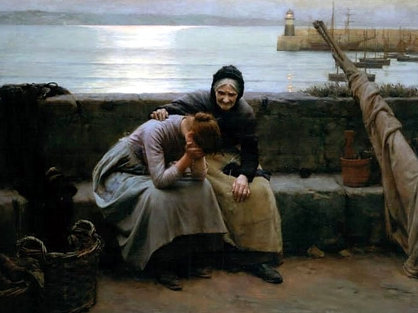 Walter_Langley_-_Never_Morning_Wore_To_Evening_1894 (1)