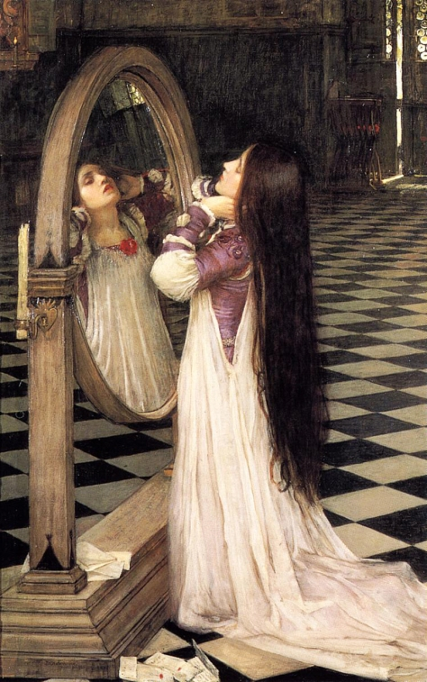 John_William_Waterhouse_-_Mariana_in_the_South_(1897)