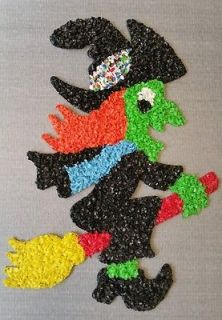 vintage-melted-plastic-popcorn-halloween-decoration-wicked-witch