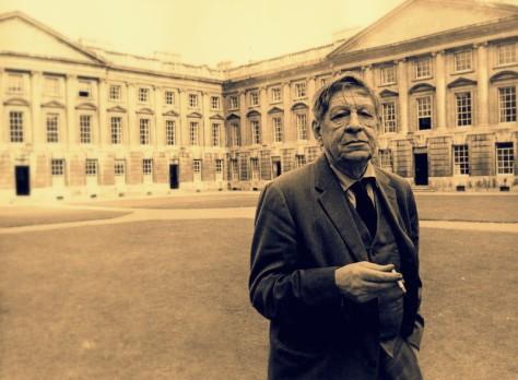 NPG x25900; W.H. Auden by Bill Potter