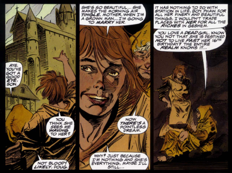 Wolverine Rahne of Terra - Doug