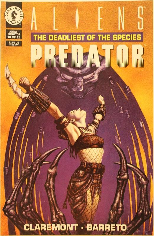 Aliens Predator 10