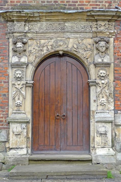 Door,_King's_Manor,_York_(26670615531)