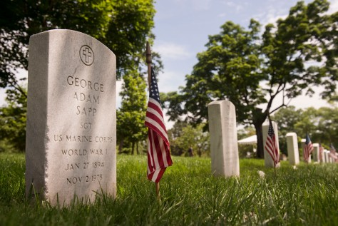 SD attends Memorial Day Ceremony