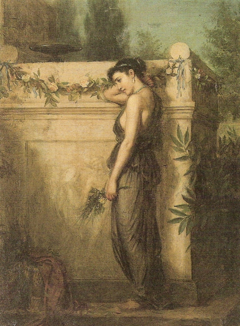 Gone_But_Not_Forgotten_-_John_William_Waterhouse (1)