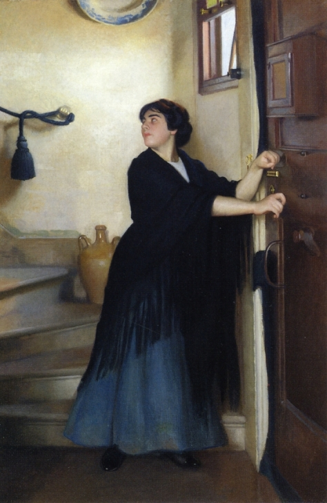 William_McGregor_Paxton_-_The_escape