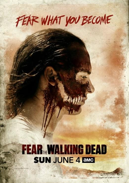 - Fear the Walking Dead _ Season 3, Key Art - Photo Credit:  AMC