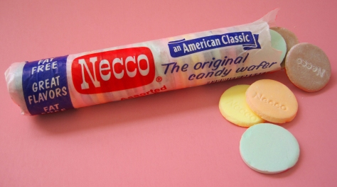 necco wafers - 2 oz