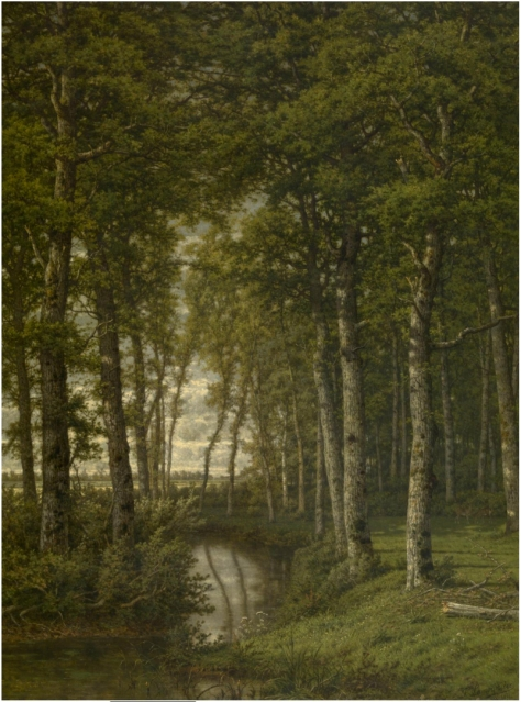 Jean_Pierre_François_Lamorinière_-_Loneliness._Landscape_near_Schilde