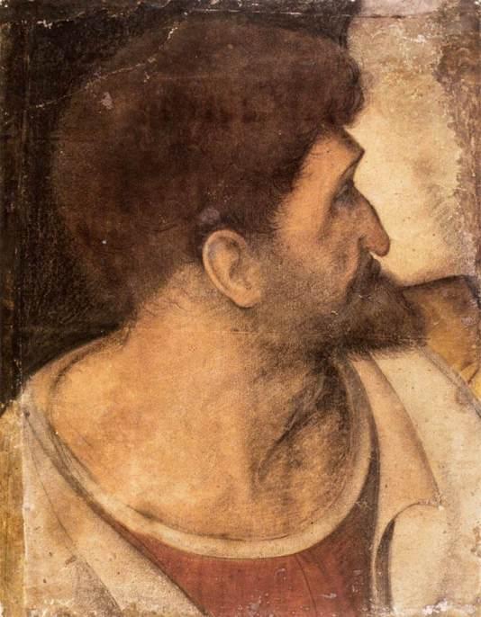 Boltraffio_after_Leonardo_da_Vinci,_Head_of_Judas