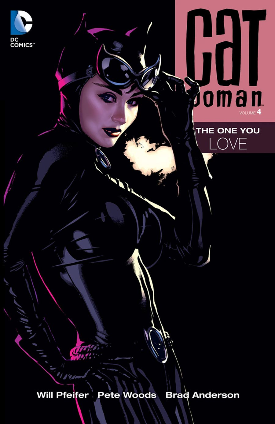 Catwoman_The_One_You_Love