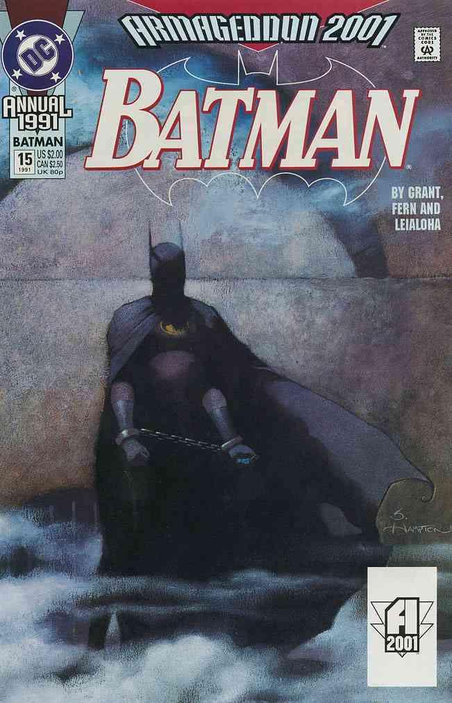 Batman-Annual-15-Near-Mint-1991-Dc-Comics