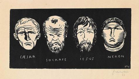 César,_Socrate,_Jésus,_Néron