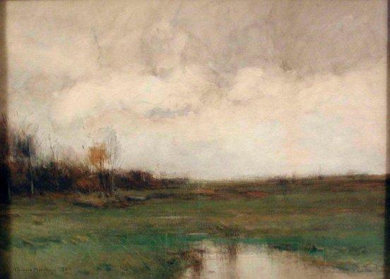 John_Francis_Murphy_-_Under_Gray_Skies_-_73.88_-_Indianapolis_Museum_of_Art