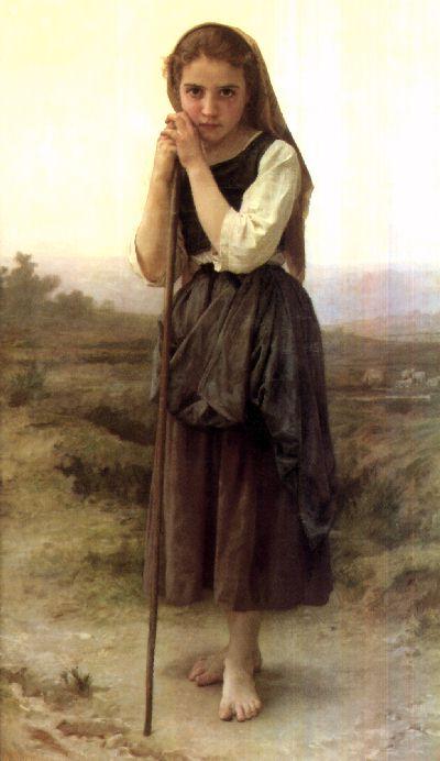The_Little_Shepherdess_by_William-Adolphe_Bouguereau