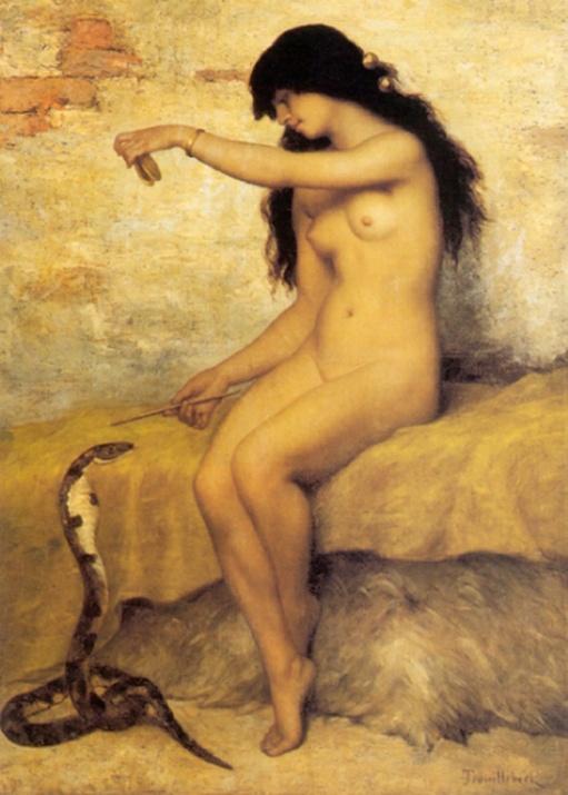 Paul_Désiré_Trouillebert,_The_Nude_Snake_Charmer