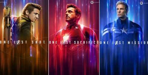 Avengers-Endgame-Fan-Character-Posters