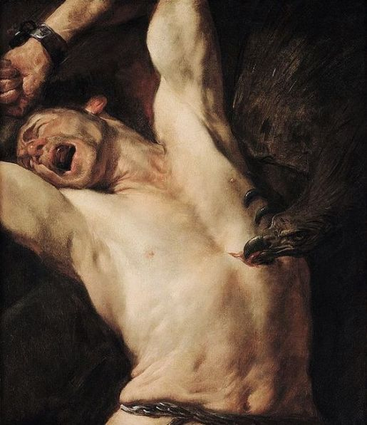 Gioacchino_Assereto_-_The_Torture_of_Prometheus