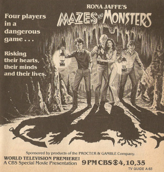 mazes-and-monsters-tv-guide-ad