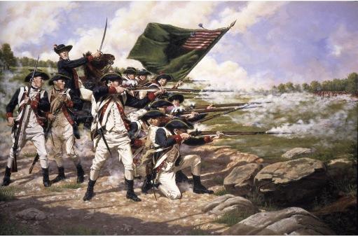 The Battle of Long Island
