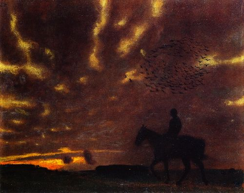 Autumn-Evening-Franz-von-Stuck-oil-painting