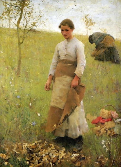 George_Clausen,_1887_-_The_Stone_Pickers