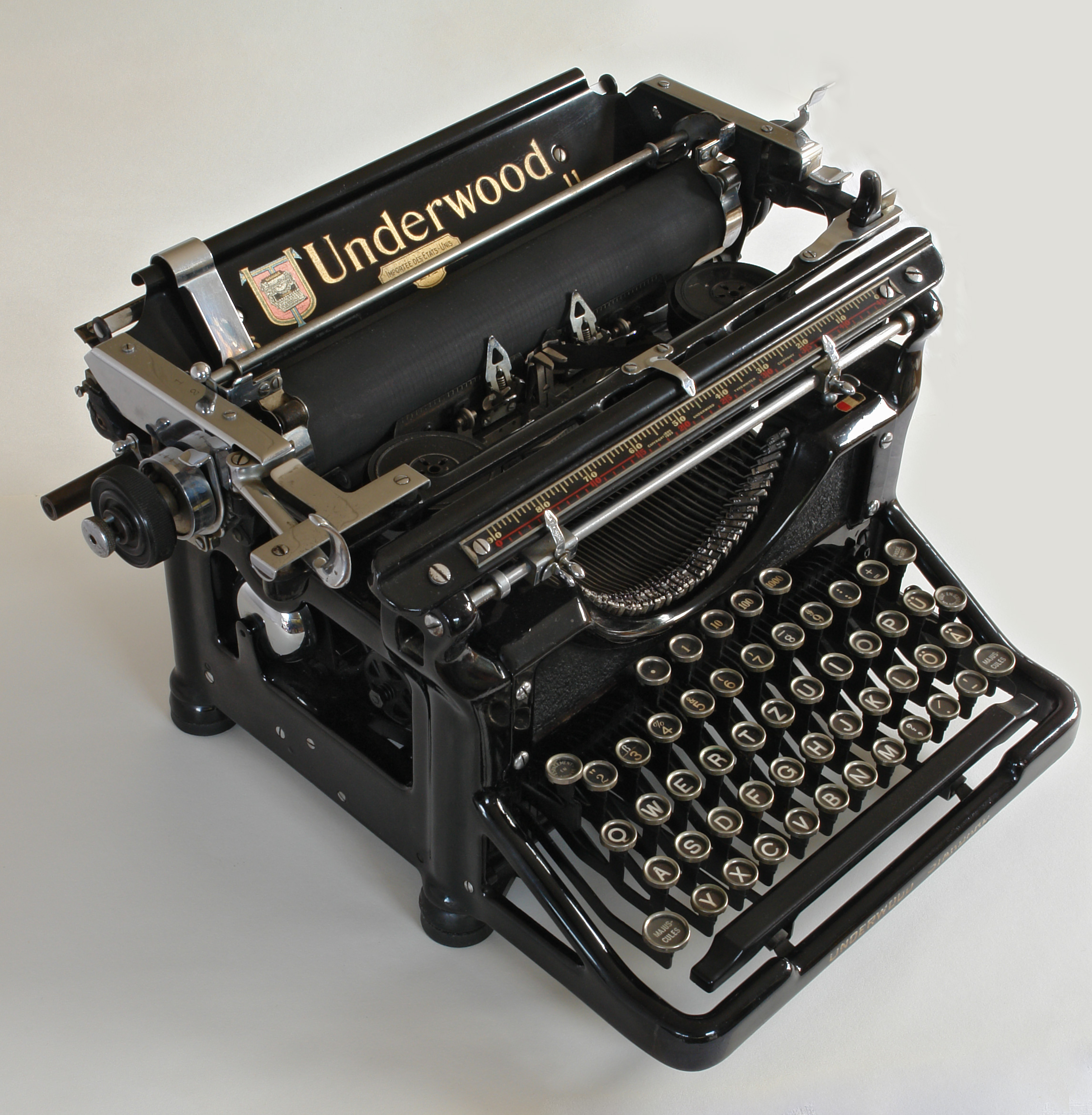 Underwood-overview
