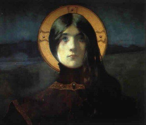 Lucien-Victor_Guirand_de_Scévola_-_Portrait_de_femme_de_la_Renaissance