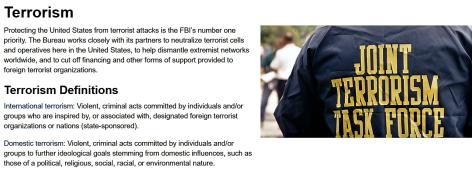 FBI definition (2)