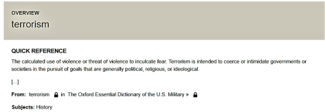 Oxford Dictionary of US Armed Forces (2)